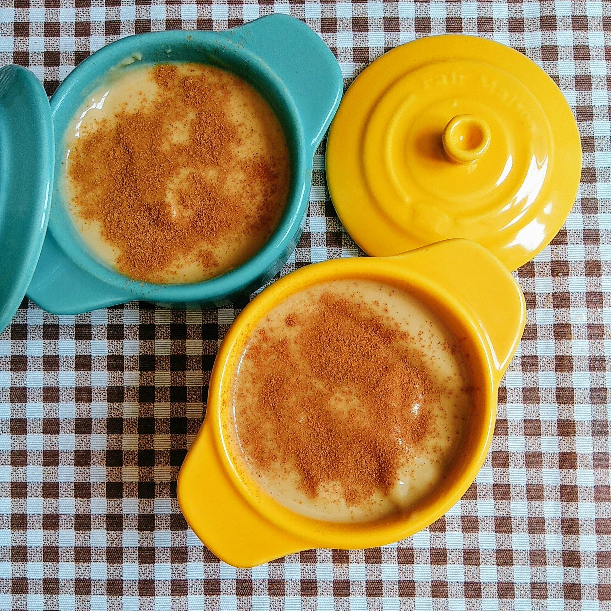 Receta fácil de natillas caseras de Te Chai Latte